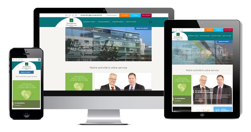 Création site web responsive Lyon